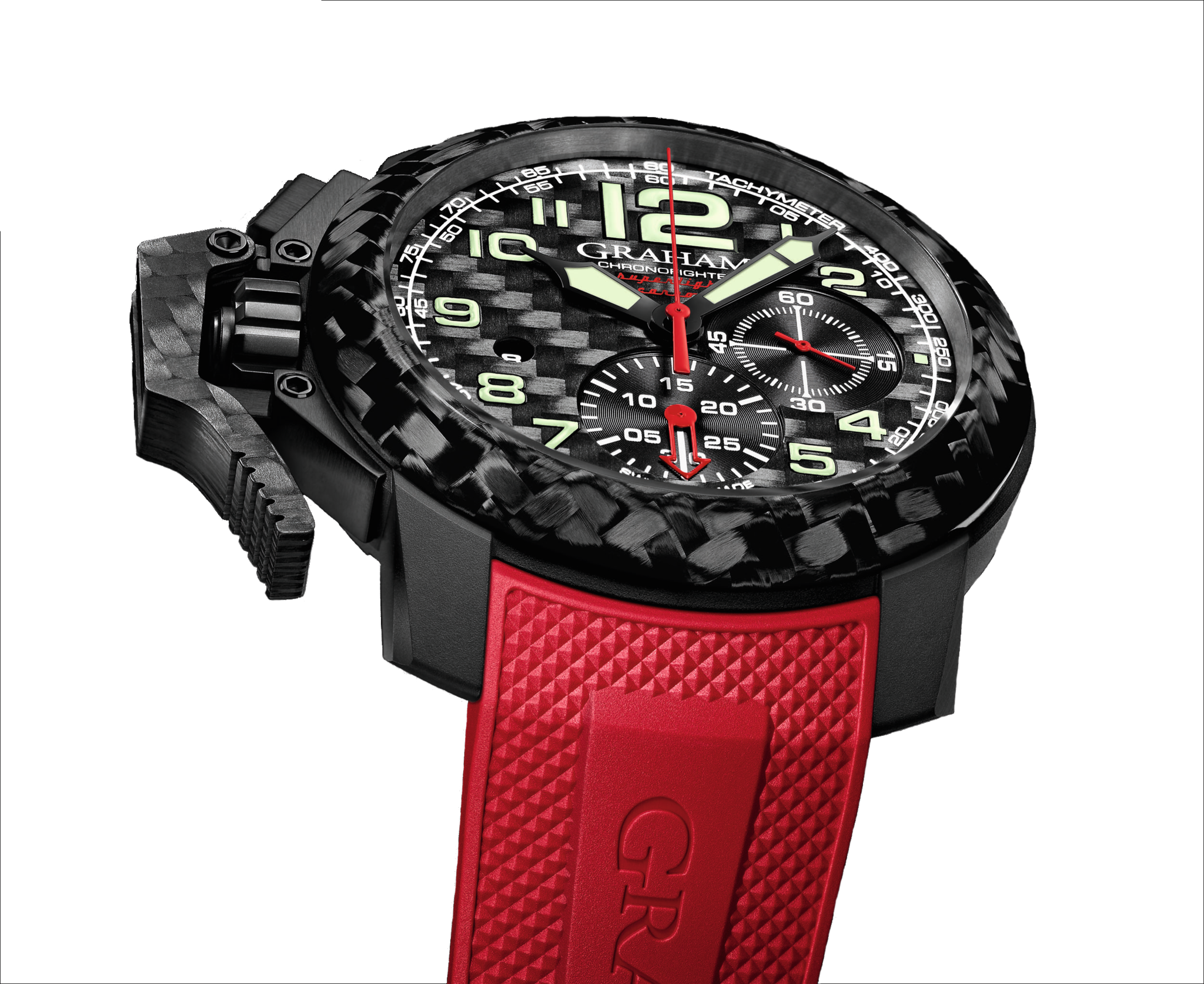 os watches carbon light oversize products superlight carbonref super profile ref chronofighter graham