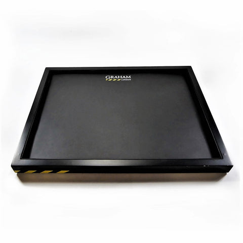 Graham London Watch Fixture - Flat Valet Tray