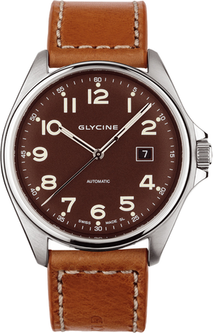 Glycine - Combat 6 - 43mm Automatic - 3890.17ATS-LB7BH