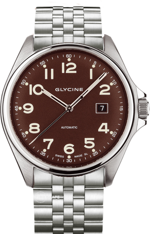 Glycine - Combat 6 - 43mm Automatic - 3890.17ATS - 1