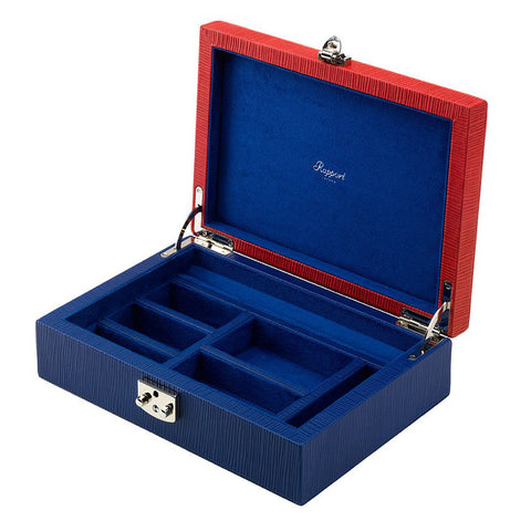 RAPPORT- Bi-Color Jewelry Storage Box | J172