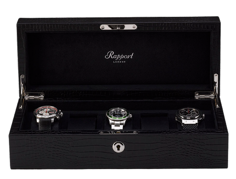 RAPPORT - Brompton Watch Box 5 | L262