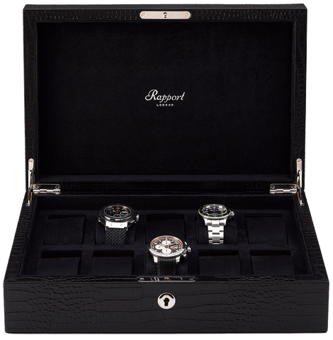 RAPPORT - Brompton Watch Box 10  | L264