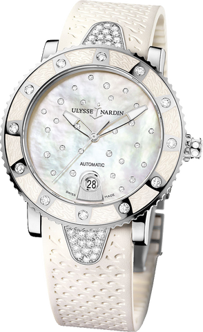 Ulysse Nardin - Lady Diver 'Starry Night' | 8103-101E-3C/20