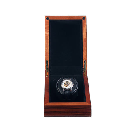 Orbita - Sparta 1 Deluxe Teakwood | Rotorwind Watch Winder