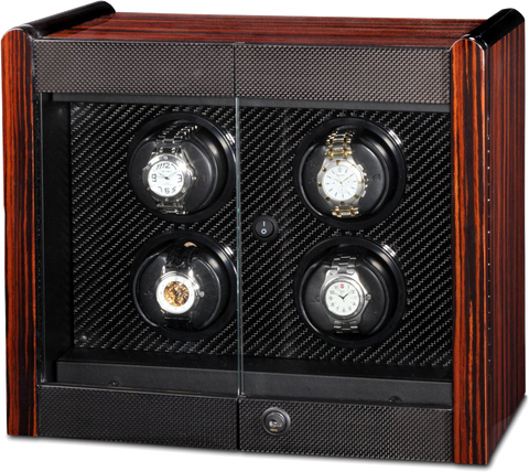 Multi-Unit Watch Winders for 4-8 Watches