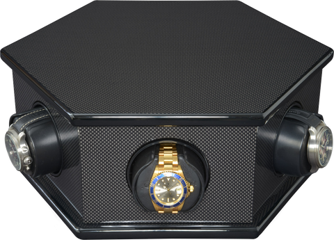 Orbita - Carolo 6 Watchwinder Rotorwind | Rotorwind Watch Winder
