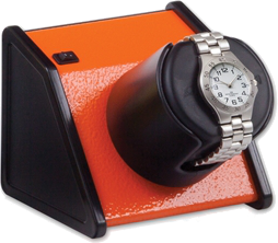 Orbita - Sparta 1 Vibrant Orange | Rotorwind Watch Winder