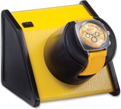 Orbita - Sparta 1 Vibrant Yellow | Rotorwind Watch Winder