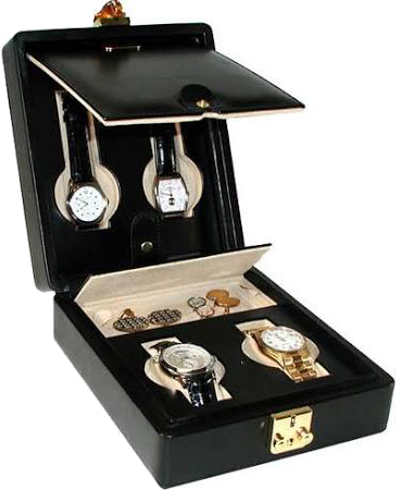 Orbita - Verona 4 Watch Case | Storage Case