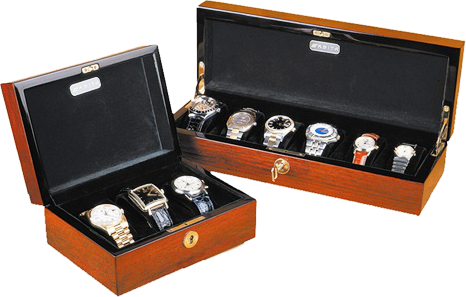 Orbita - Zurigo 6 Teak Watch Case | W80001