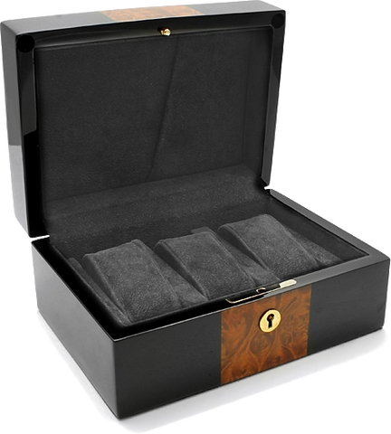 Orbita - Zurigo 3 Burl Watch Case | W80020