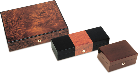 Orbita - Zurigo 12 Burl Watch Case | W80012