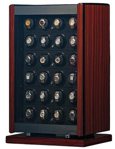 Orbita - Avanti 24 Programmable Watch Winder | Macassar