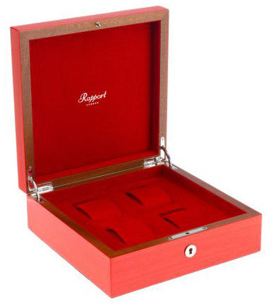 RAPPORT- Heritage Watch Box 4 | L420