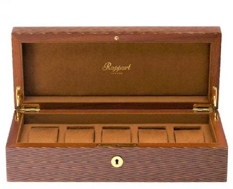 RAPPORT- Heritage Watch Box 5 | L410