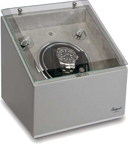 Rapport - Astro Single - Silver Watch Winder