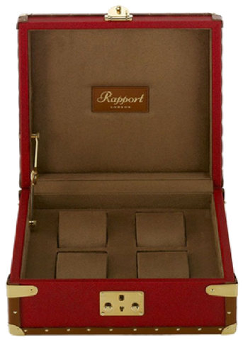RAPPORT - Classic Watch Box 4 | L304