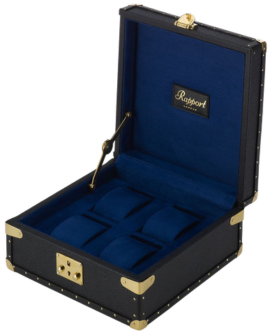 RAPPORT - Classic Watch Box 4 | L305