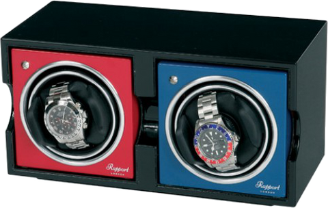 RAPPORT - Evolution Double Watch Winder Case | FR042