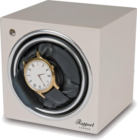 Rapport - Evolution Single - White Watch Winder