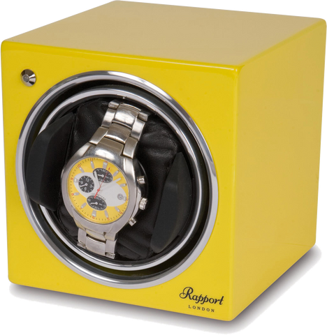 Rapport - Evolution Single - Yellow Watch Winder