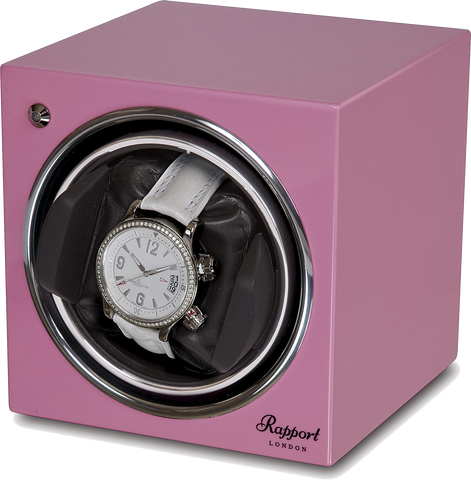 Rapport - Evolution Single - Pink Watch Winder