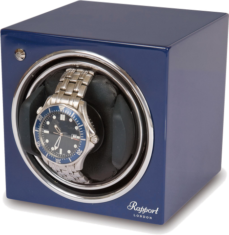 Rapport - Evolution Single - Blue Watch Winder