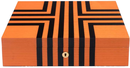 RAPPORT - Labyrinth Watch Storage Box | L442