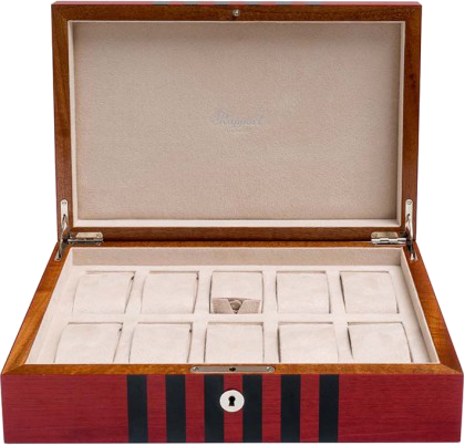 Rapport - Labyrinth Watch Box - Red | L444
