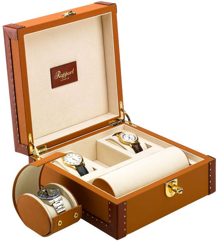 RAPPORT - Kensington Multi-Unit Watch Box 6 | L326