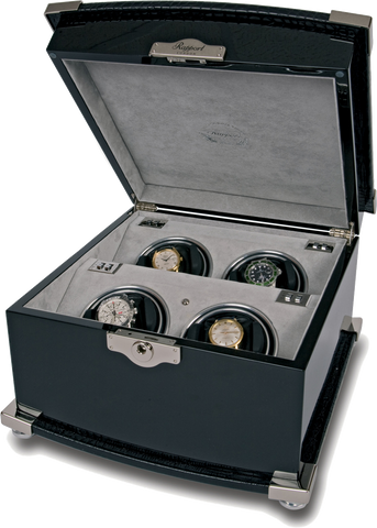 RAPPORT - Serpentine Quad Watch Winder | W224