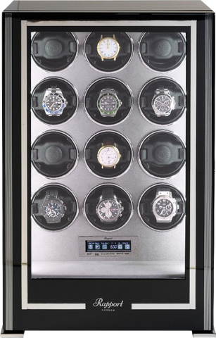 RAPPORT - Paramount 12-Unit Watch Winder | W212