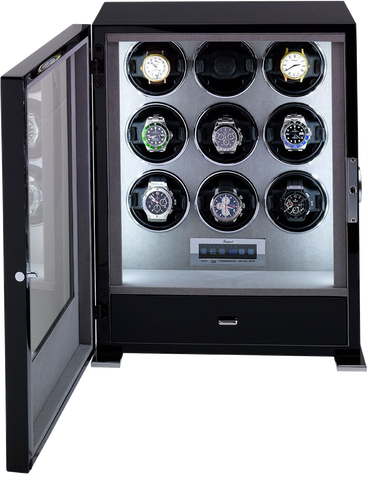 RAPPORT - Paramount 9-Unit Watch Winder | W209