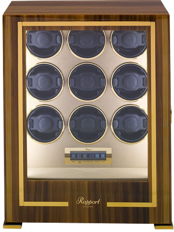 RAPPORT - Paramount 9-Unit Watch Winder | W309