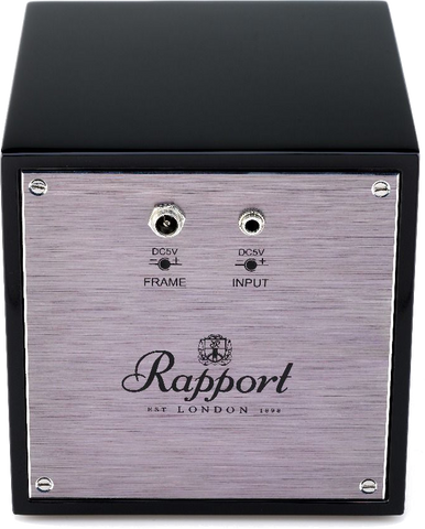 RAPPORT - Evolution Cube Single Watch Winder | EVO20