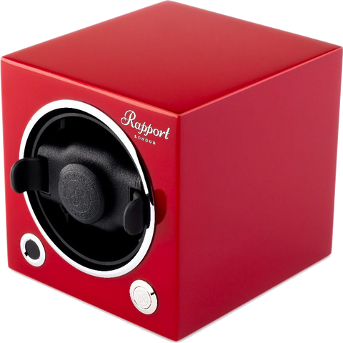 RAPPORT - Evolution Cube Single Watch Winder | EVO23