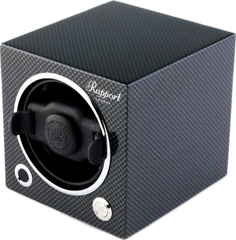 RAPPORT - Evolution Cube Single Watch Winder | EVO30
