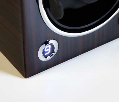RAPPORT - Evolution Cube Single Watch Winder | EVO31