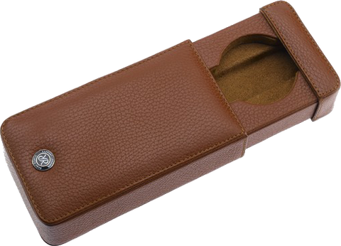 Rapport - Single Watch Slipcase - Brown Leather | D161