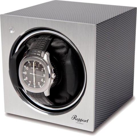 Rapport - Tetra Single - Carbon Fiber Watch Winder