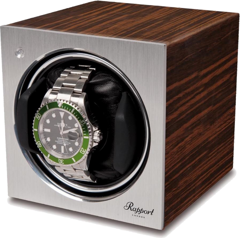 Rapport - Tetra Single - Macassar Watch Winder