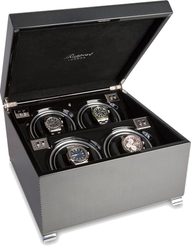 RAPPORT - Vogue Quad Watch Winder | W374