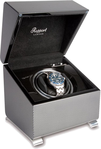 Rapport - Vogue Single - Carbon Fiber Watch Winder