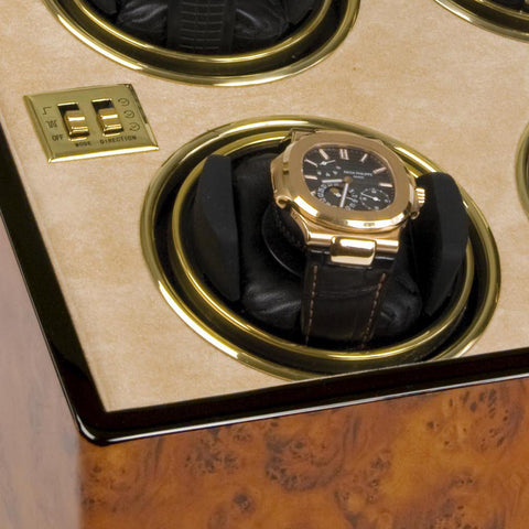 RAPPORT - Optima Double Watch Winder | W232
