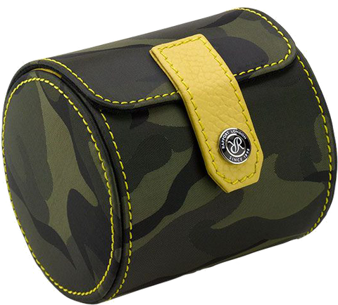 RAPPORT - Camouflage Watch Roll Single | D290