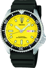 Seiko bright Yellow
