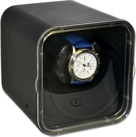 Soft Touch Scatola del Tempo Watch Winder