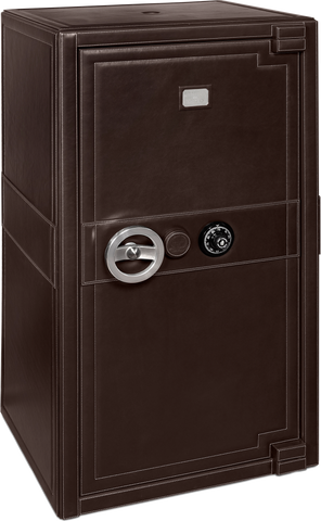 Scatola del Tempo - TimeSafe - Dark Brown