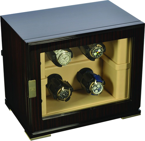 4 Watch Winder - Scatola del Tempo
